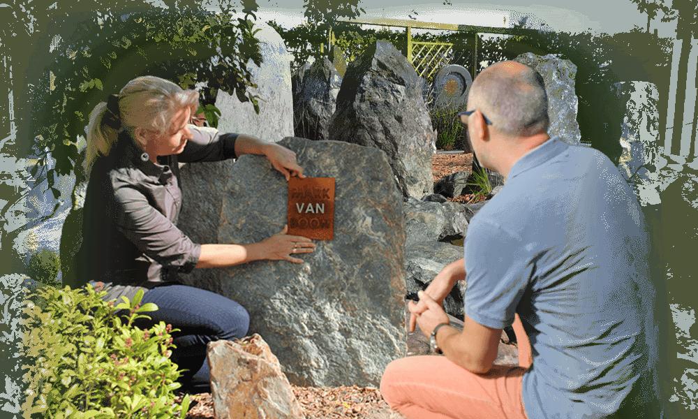 Monumententuin grafstenen grafsteen voorbeelden tuin for Tuin allen idee
